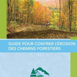 Couverture du guide contre l'érosion chemin forestier