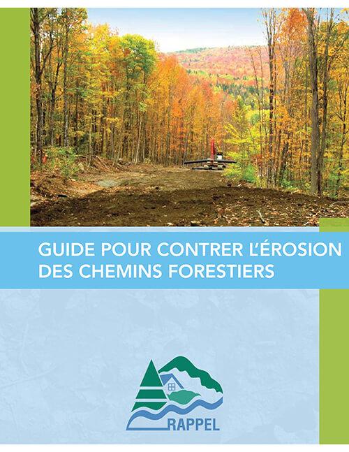 couverture - érosion chemin forestier