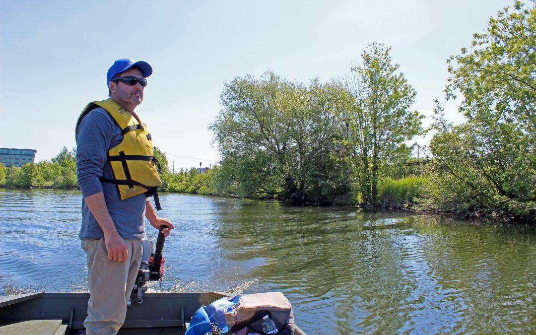 10e anniversaire du gardien de rivières de Sherbrooke