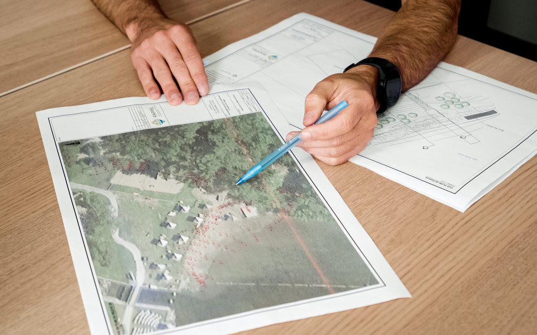 Offre d'emploi – Chargé(e) de projets éco-ingénierie et génie civil