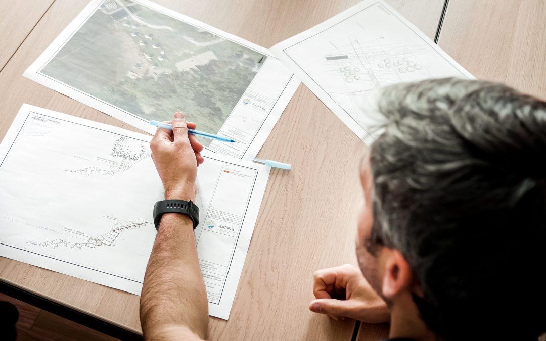 Offre d'emploi – Technicien(ne) en génie civil – Projets environnementaux